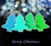 Christmas background. Christmas card ,christmas tree ,christmas background Stock Photography