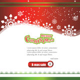 Christmas Background. Christmas abstract background,whit space for text. Greeting card,backdrop for print ,web background illustration vector illustration