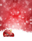 Christmas Background. With space for text Royalty Free Stock Photography