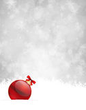 Christmas Background. With space for text Stock Image