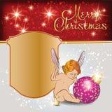 Christmas Background Stock Photography