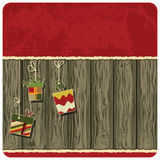 Christmas background. Stock Image