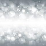 Christmas background. For congratulation cards and design Stock Photos