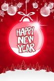 Christmas background. Happy new year background with plastecine Royalty Free Stock Photo