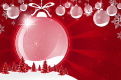 Christmas background. Happy new year background with plastecine Royalty Free Stock Photos