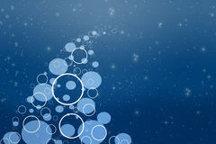 Christmas background Stock Photography