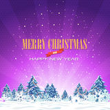 Christmas Background. Vector background, you can change this image that it was uploaded also with eps10 file Stock Images