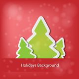 Christmas background. Holidays background. This is file of EPS10 format Stock Photos