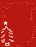 Christmas background. Shabby chique christmas background Vector Illustration