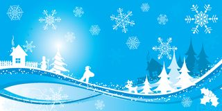 Christmas background,  Royalty Free Stock Photography