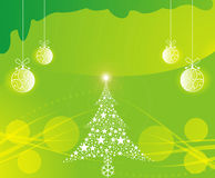 Christmas Background. Thies is a Christmas Background Royalty Free Stock Photos