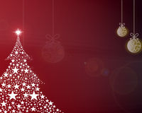 Christmas Background. Thise is a Christmas Background Stock Photography
