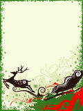Christmas background. Illustration drawing of Christmas background Royalty Free Illustration