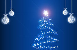 Christmas background. Tise is a Christmas background Royalty Free Stock Image