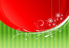 Christmas background. With illustration drawing Royalty Free Illustration