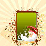 Christmas background. With illustration drawing Stock Illustration