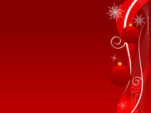 Christmas background-4 Stock Photo