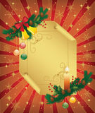 Christmas_background Royalty Free Stock Photos