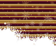 Christmas Background. Christmas Illustration Background, you can use it for sale time, seasons, Greeting Royalty Free Stock Images