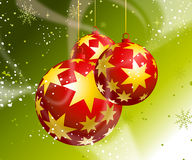 Christmas Background. Christmas Illustration Background, you can use it for sale time, seasons, Greeting Stock Photo