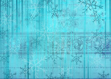 Christmas background. Blue christmas background for your text or picture royalty free illustration