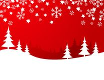 Christmas background. Vector illustration wallpaper Stock Photos