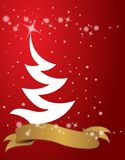 Christmas background. Vector illustration wallpaper Royalty Free Stock Photography