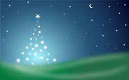 Christmas Background. Abstract Modern Design Royalty Free Stock Images