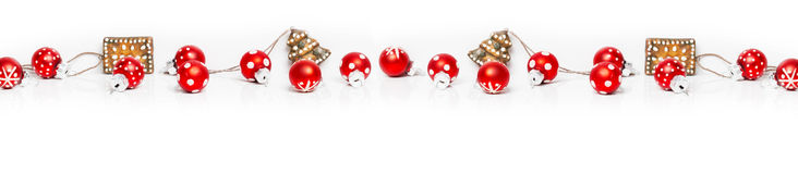 Christmas Background, Banner Royalty Free Stock Images