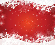 Christmas background. Beautiful christmas background easy to customise for any use Royalty Free Stock Photography