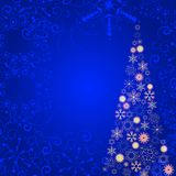 Christmas background. Best choice Royalty Free Stock Image