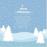 Christmas background  on blue background. Christmas background  on blue Royalty Free Stock Image