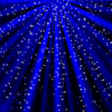 Christmas background blue Royalty Free Stock Photography
