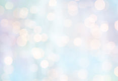 Christmas background with blurred holidays lights. Christmas, holidays and background concept - blured holidays lights Royalty Free Stock Images