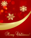 Christmas Background for card Royalty Free Stock Photo