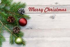 Christmas background, card. Royalty Free Stock Photo