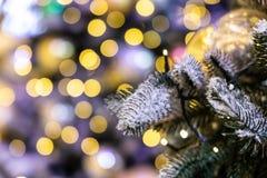 Christmas background with christmass balls stock photo