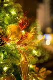 Christmas background with christmass balls Royalty Free Stock Photos