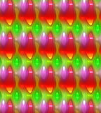 Christmas Background Colorful Abstract. Royalty Free Stock Image