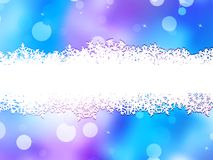 Christmas background with copy space. EPS 10 Stock Photo