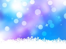 Christmas background with copy space. EPS 10 Royalty Free Stock Image