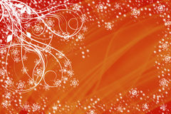 Christmas background copy space Royalty Free Stock Photography