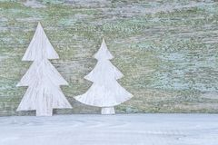 Christmas background with copy space Royalty Free Stock Images