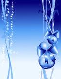 Christmas background customizable Stock Images