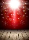 Christmas  background 3D Royalty Free Stock Photos