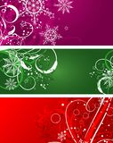 Christmas background with decoration Royalty Free Stock Images