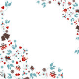 Christmas. Background with Christmas decorations of Christmas Stock Photography