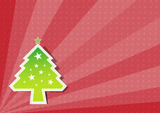 Christmas background design Stock Photo