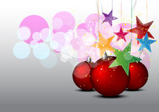 Christmas background design Stock Photography