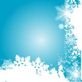 Christmas Background Design Royalty Free Stock Image